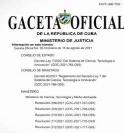 Cuba réforme l'organisation de son écosystème « science, technologie et innovation »